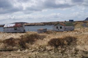 Houses in Akhiok