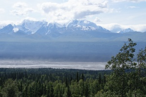 View from the Richardson Highway